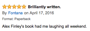 Amazon review pic