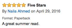 Naila Amazon review