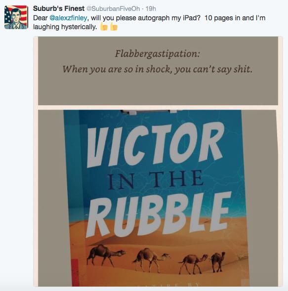 Subrurb's Finest tweet